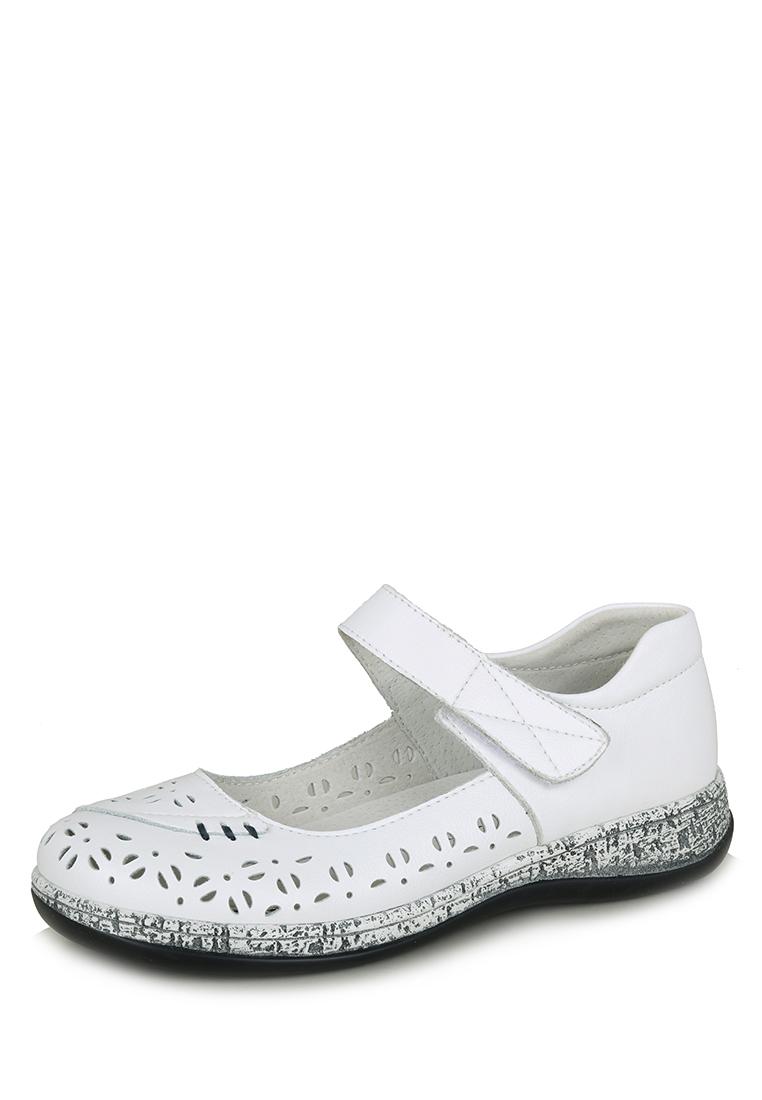 Сандалии женские Alessio Nesca Comfort MYZ20S-104 белые 39 RU Alessio Nesca Comfort   фото