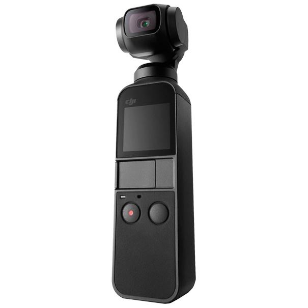 Экшн-камера Osmo Pocket Черный фото