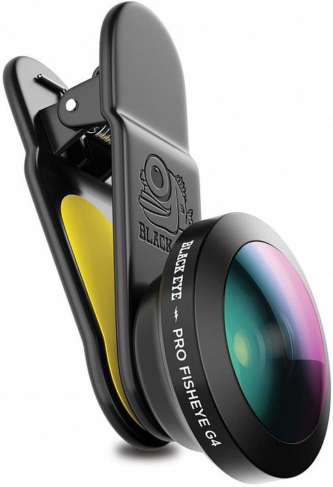Объектив Black Eye Pro Fisheye G4 (G4FE001)