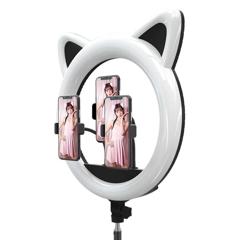 Кольцевая лампа Okira LED Ring 408, 49,5