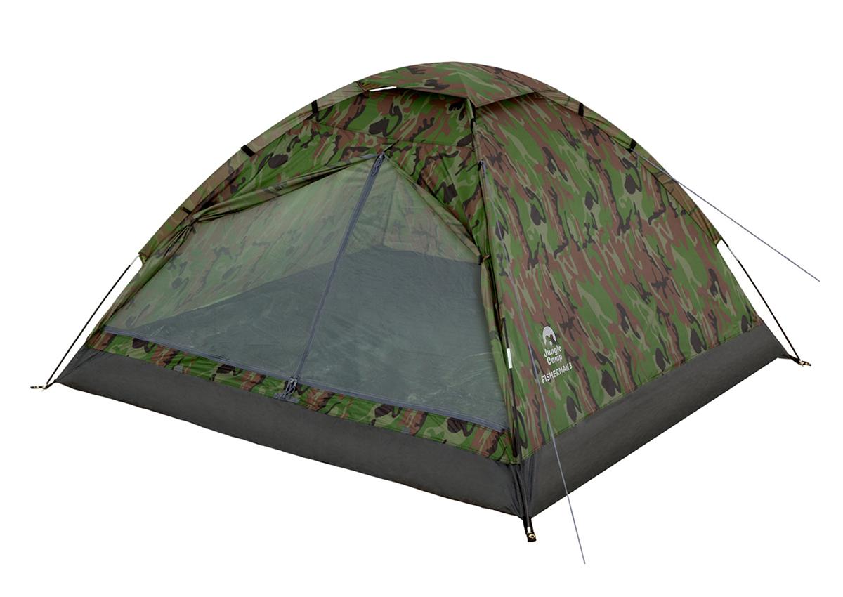 Jungle Camp Fisherman 3, камуфляж (70852) от Jungle Camp