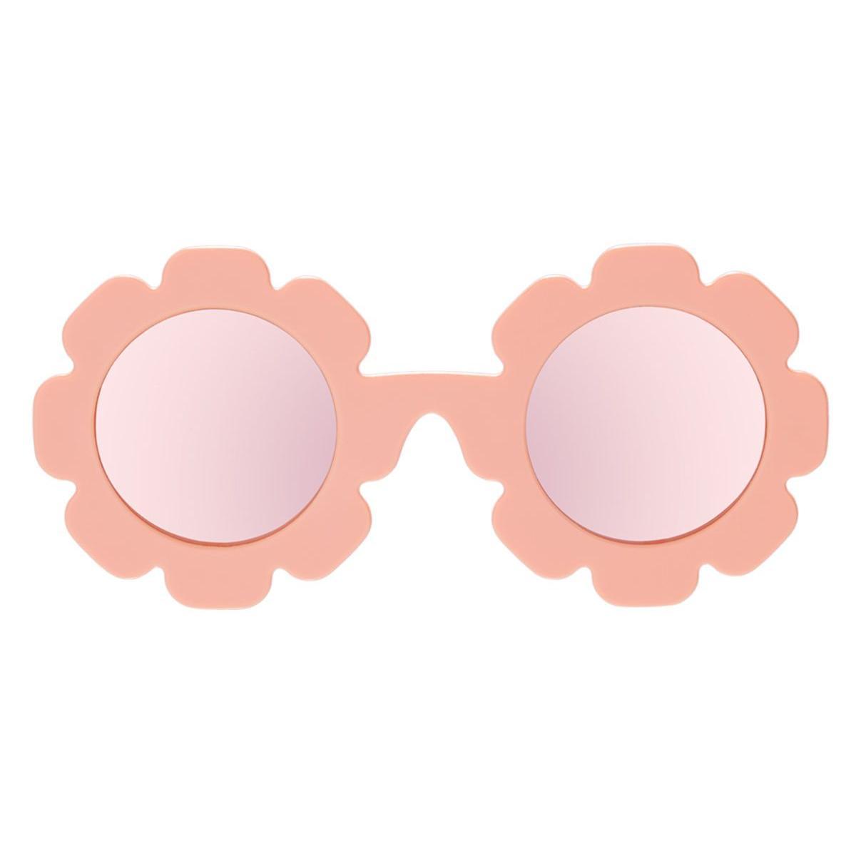 Солнцезащитные очки Babiators Blue series Polarized Flower 6+ розовые BLU-036