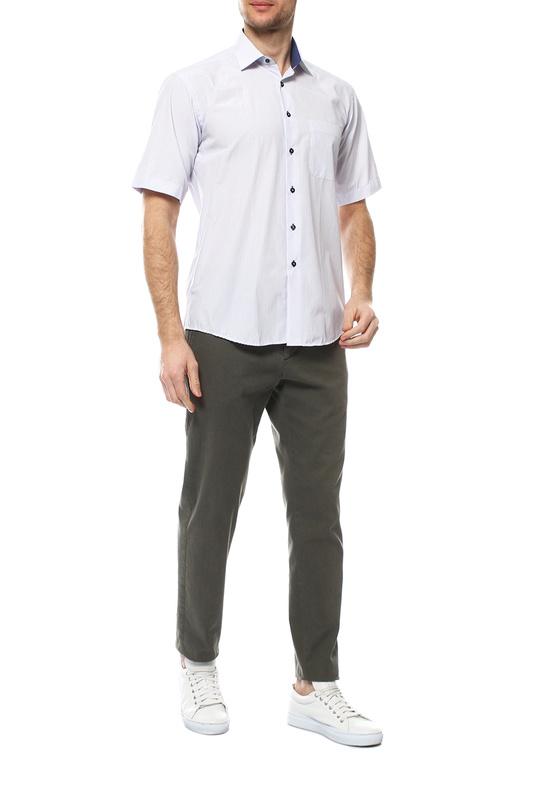Рубашка мужская FAYZOFF-SA 1203К-64 белая XL-43-44