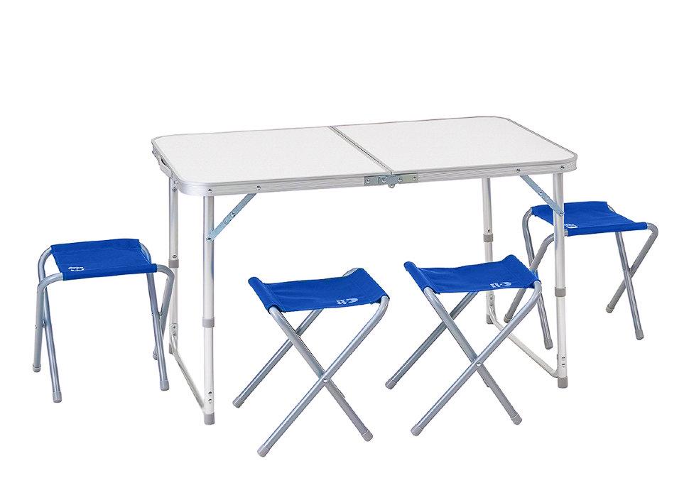 Набор складной мебели Jungle Camp Event 95 Blue 70743