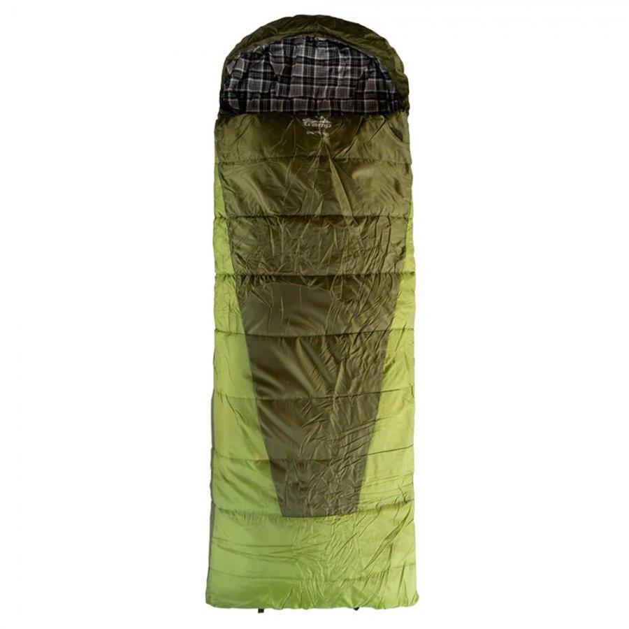 Спальный мешок Tramp Sherwood Long зеленый, левый