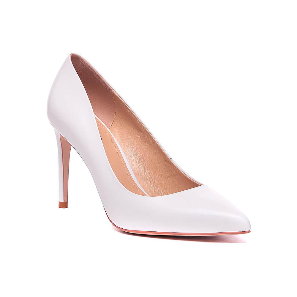 Туфли женские Vitacci 491967 белые 36 RU