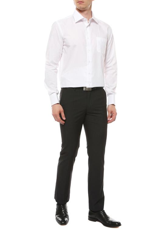 Рубашка мужская FAYZOFF-SA 1021SZ белая XL(43-44)