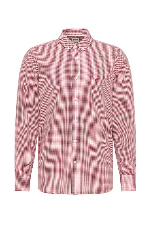 Рубашка мужская Mustang 1010796-11964 розовая L
