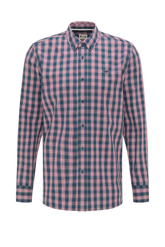 Рубашка мужская Mustang 1009900-11839 розовая M