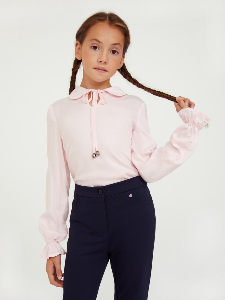 Купить KA20-76001, Блузка для девочек Finn-Flare цв. розовый р-р. 140, Finn Flare,