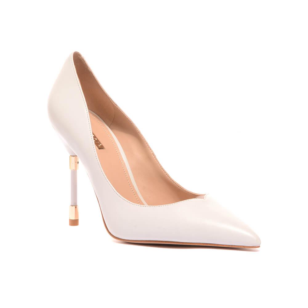 Туфли женские Vitacci 1491024 белые 40 RU