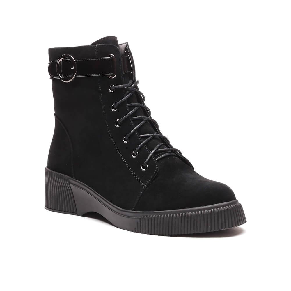 Ботинки женские Vitacci 1391876M черные 36 RU