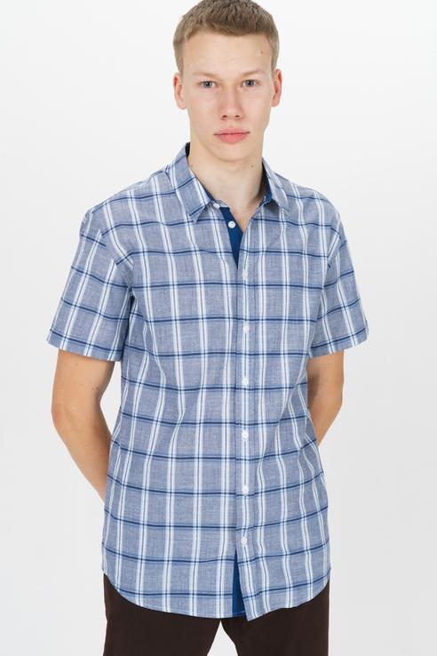 Рубашка мужская Tom Farr T M7020.31 (803-2-coll) серая 52