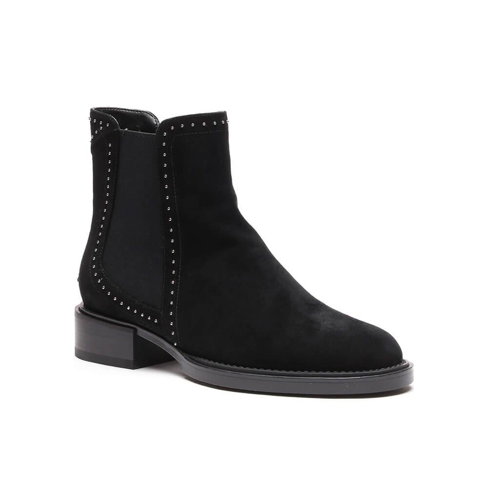 Ботинки женские Vitacci 149505 черные 41 RU