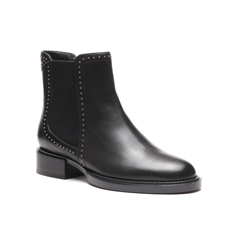 Ботинки женские Vitacci 149503 черные 41 RU