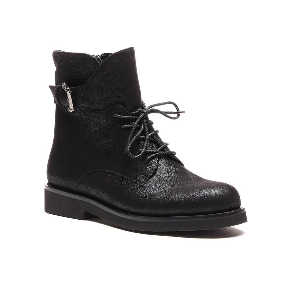 Ботинки женские Vitacci 1841530 черные 39 RU