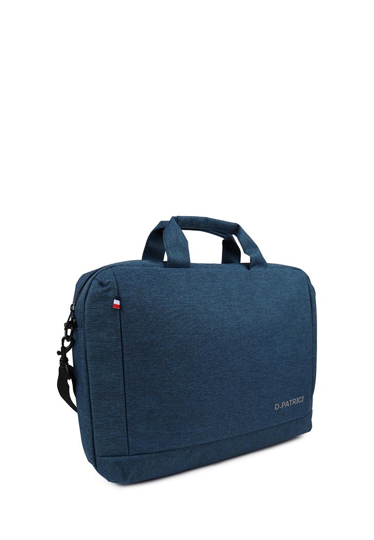 Сумка для ноутбука женская Daniele Patrici 127542 синяя