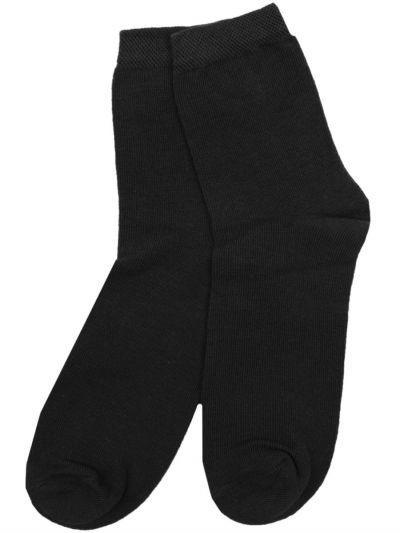 Носки для мальчиков Noble People черный
