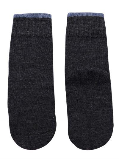 Купить 9THURU-041/21, Носки для мальчиков Norveg серый 4-6,