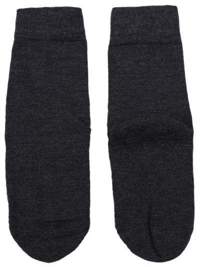Купить 9SMURU-041/21, Носки для мальчиков Norveg серый 19, 5-21, 5,