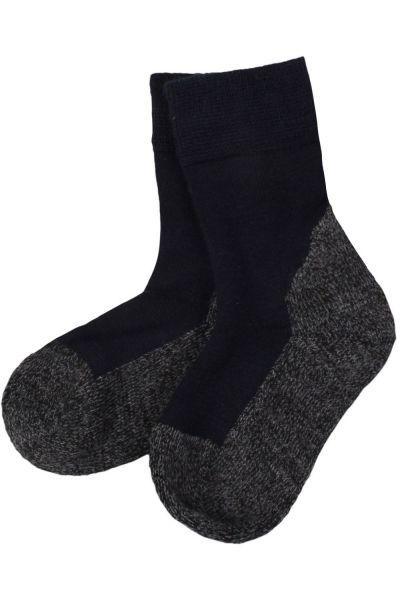 Купить 9SMURU-013, Носки для мальчиков Norveg серый 9-12,