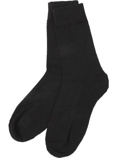 Купить 9SMURU-002/21, Носки для мальчиков Norveg черный 7-9,