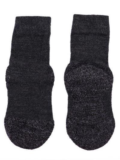 Купить 9MURU-041/21, Носки для мальчиков Norveg серый 4-6,