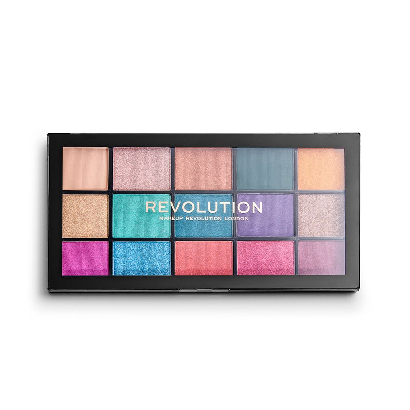Купить Revolution Makeup Палетка теней Reloaded Jewelled, Revolution PRO