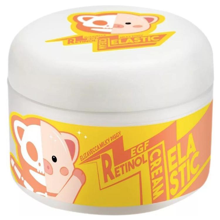 Купить Крем для лица Elizavecca Milky Piggy EGF Retinol Cream 100 мл