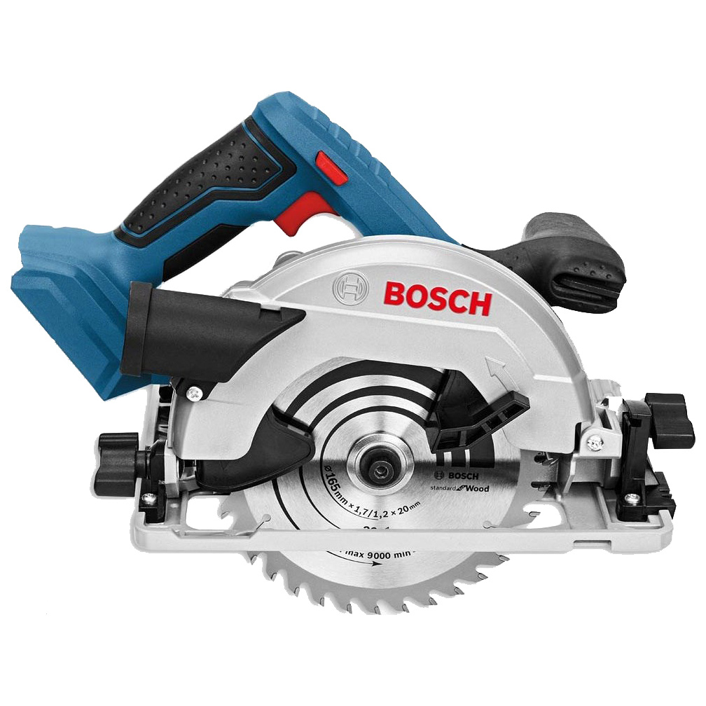 Аккумуляторная циркулярная пила Bosch GKS 18V