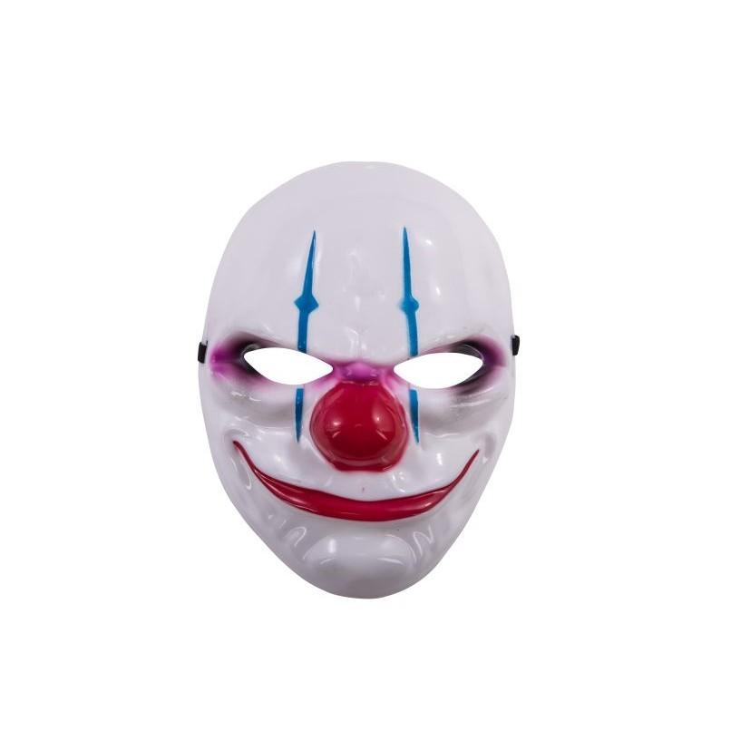 Купить Маска Жуткий клоун (Цв: Разноцветный) для взрослых/Arte/784, АРТЭ Театральная Галерея,
