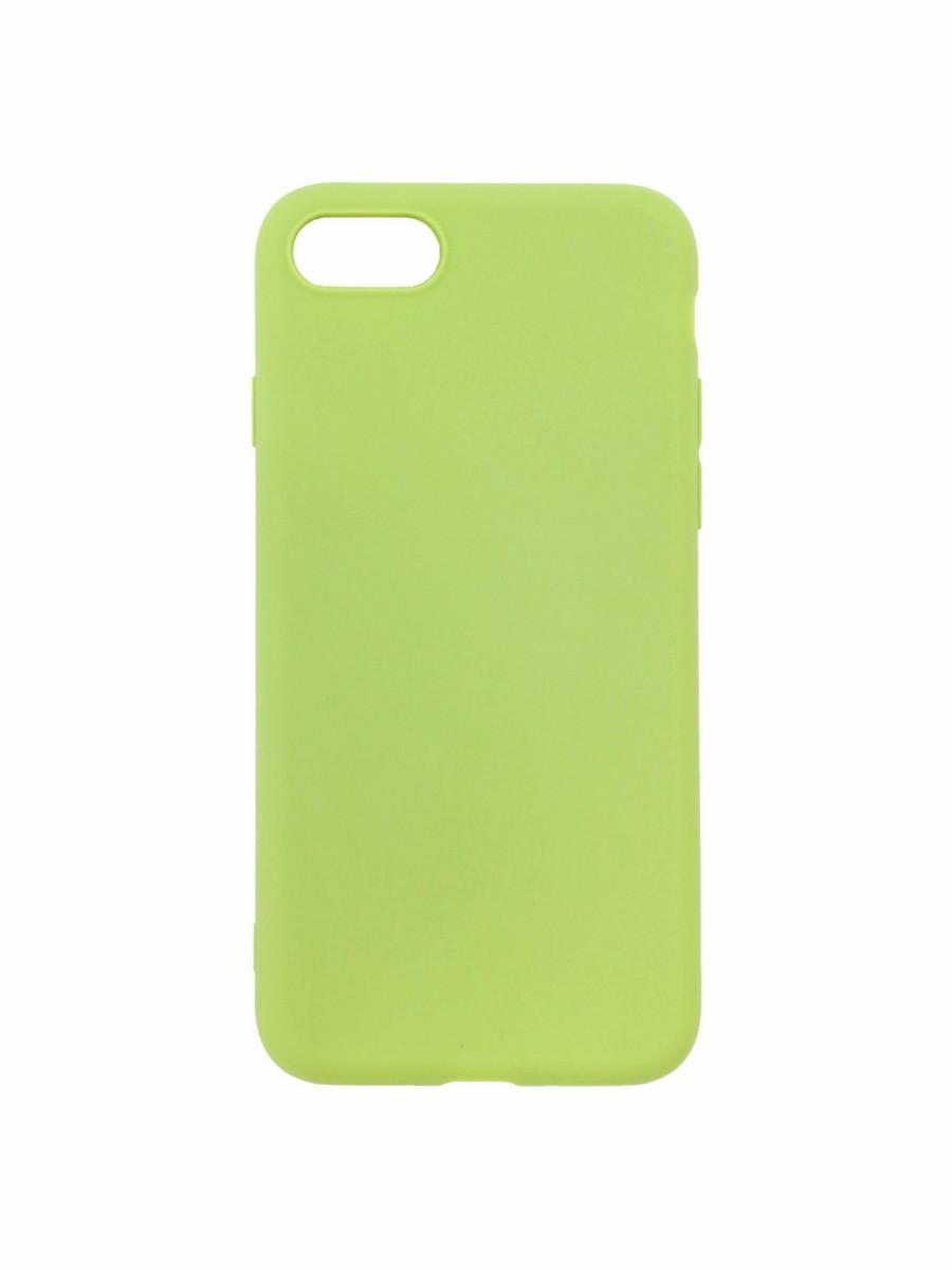 Чехол Zibelino Soft Matte для Apple iPhone 7/ iPhone 8/ iPhone SE 2020 Olive, ZSM-APL-7-OLV  - купить со скидкой