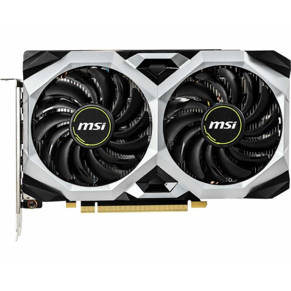 Видеокарта MSI nVidia GeForce GTX 1660 (GTX