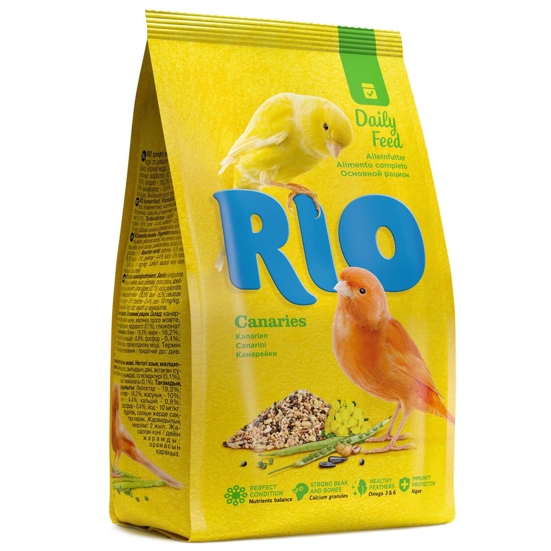 Основной корм RIO Canaries для канареек