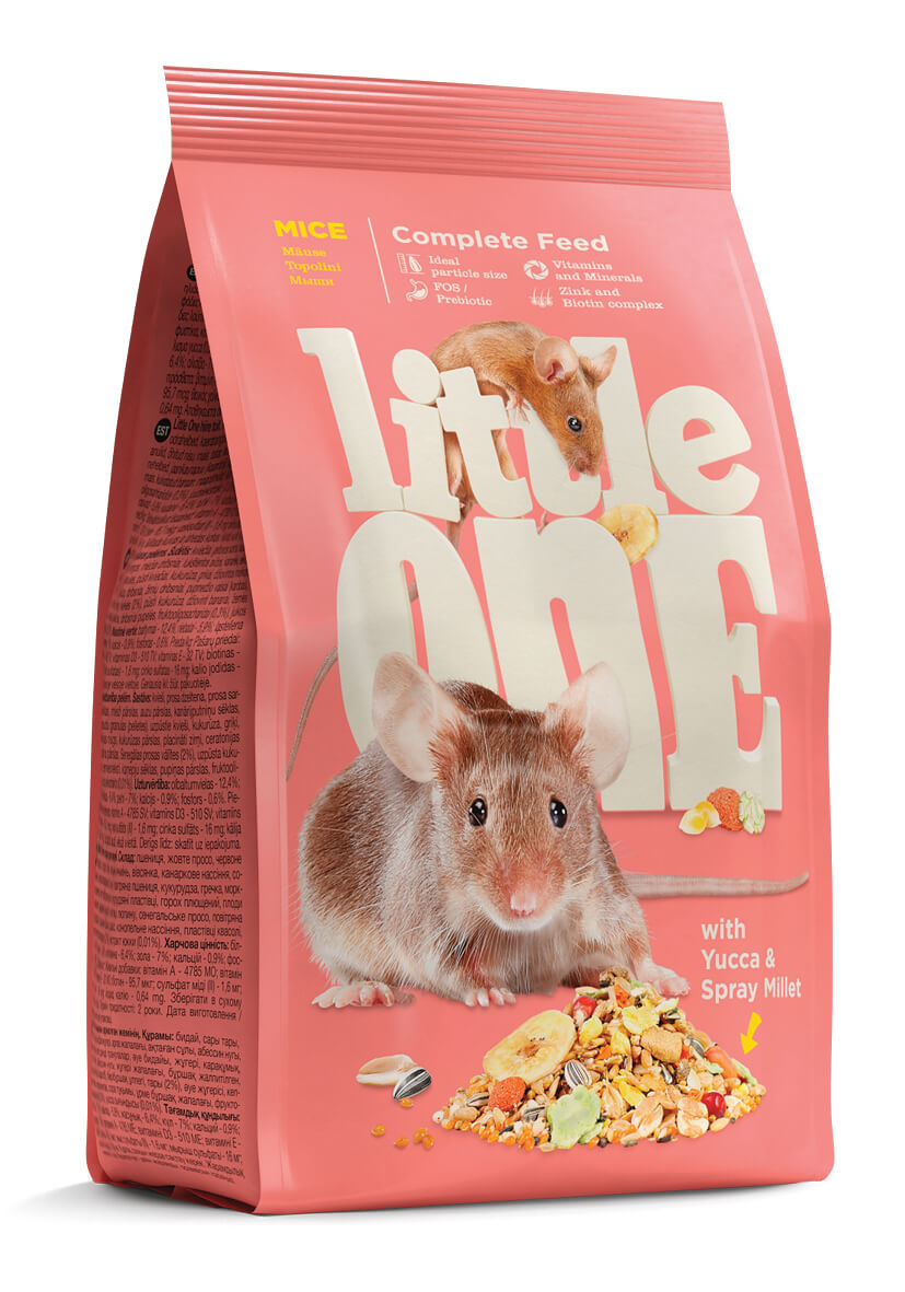 Корм для мышей Little One Mice