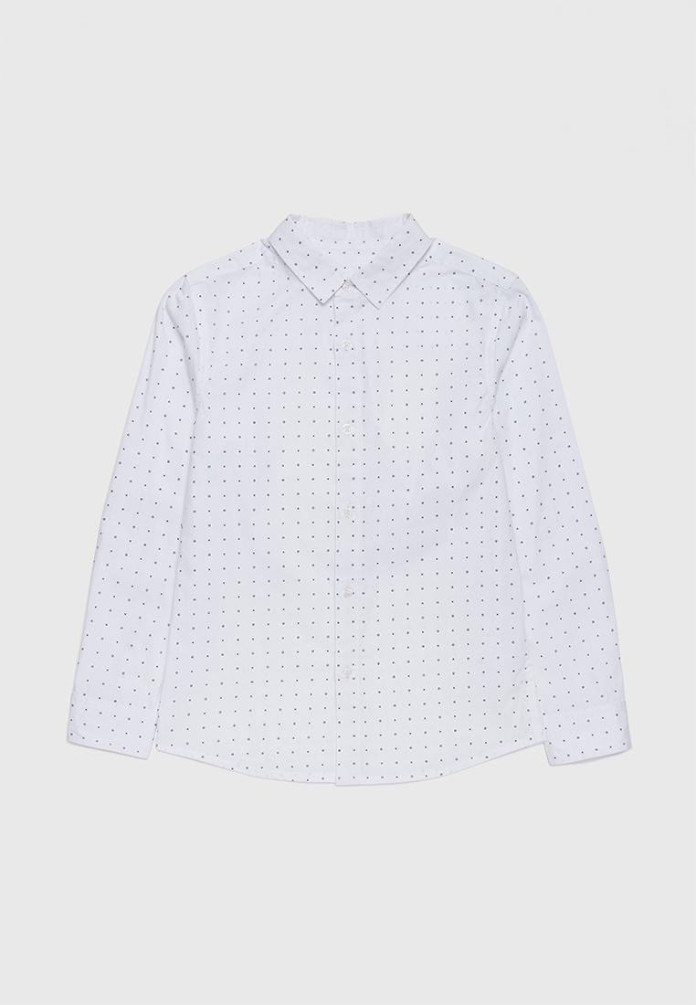 Рубашка детская Modis M212K00051W001 Белый 152