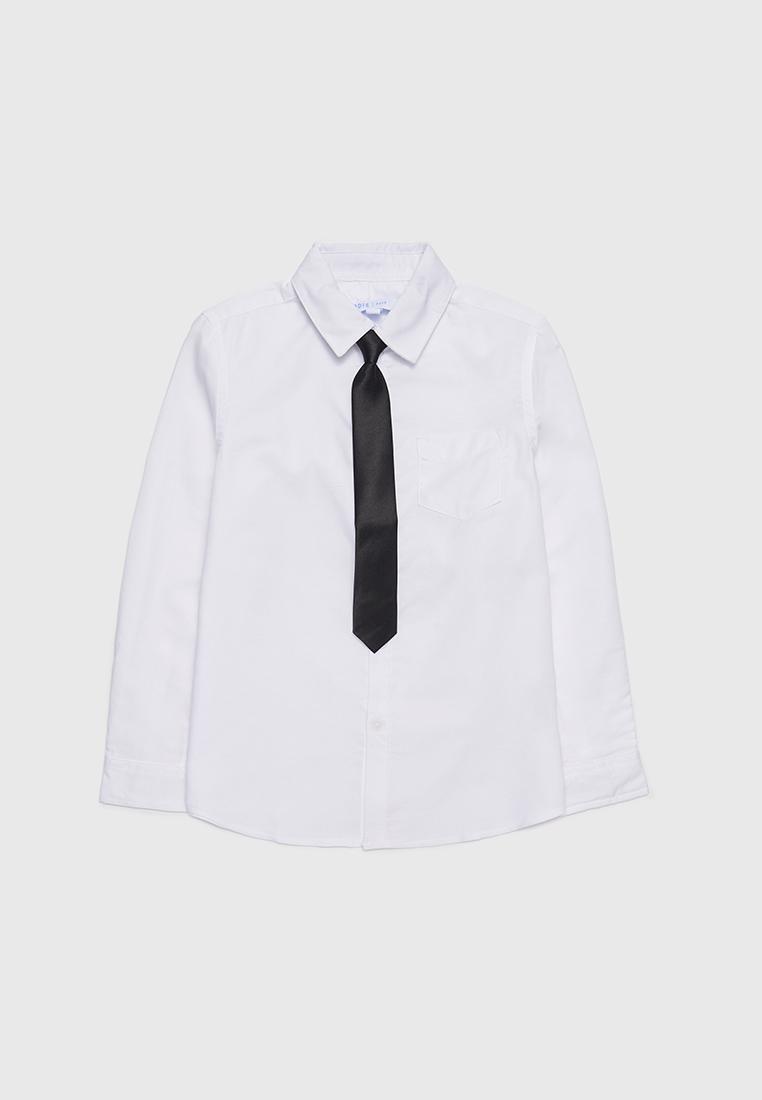 Рубашка детская Modis M212K00009W001 Белый 122