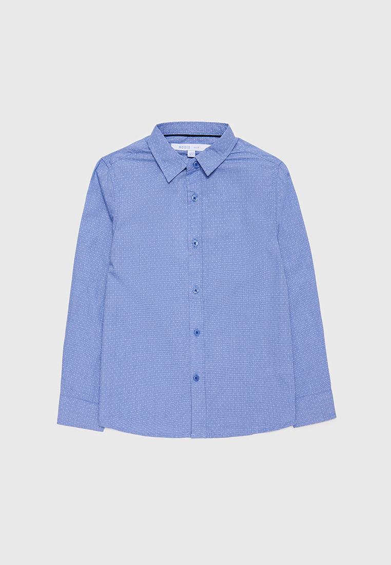 Рубашка детская Modis M212K000071TET Синий 122