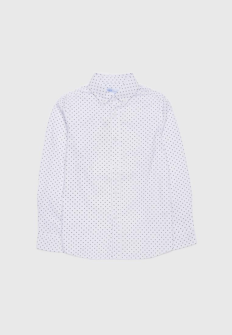 Рубашка детская Modis M212K00004W001 Белый 122