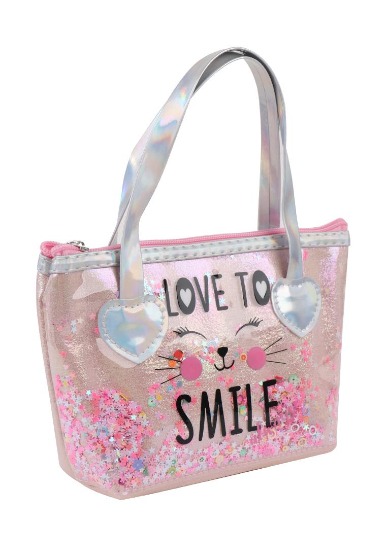Сумка детская Daniele Patrici A48548 розовый