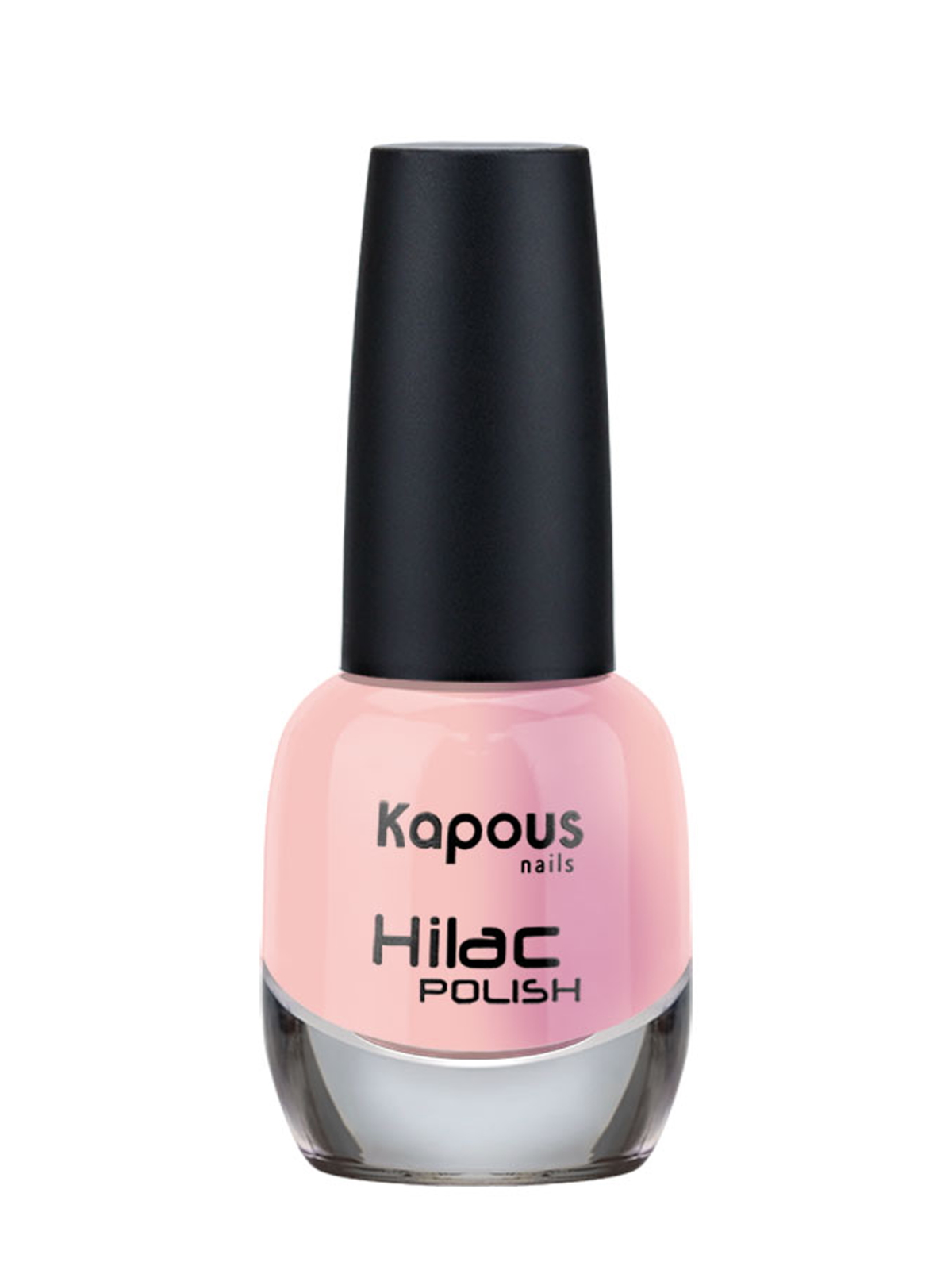 Купить Лак HI-LAC для ногтей KAPOUS PROFESSIONAL 2184 шелковая роза 12 мл