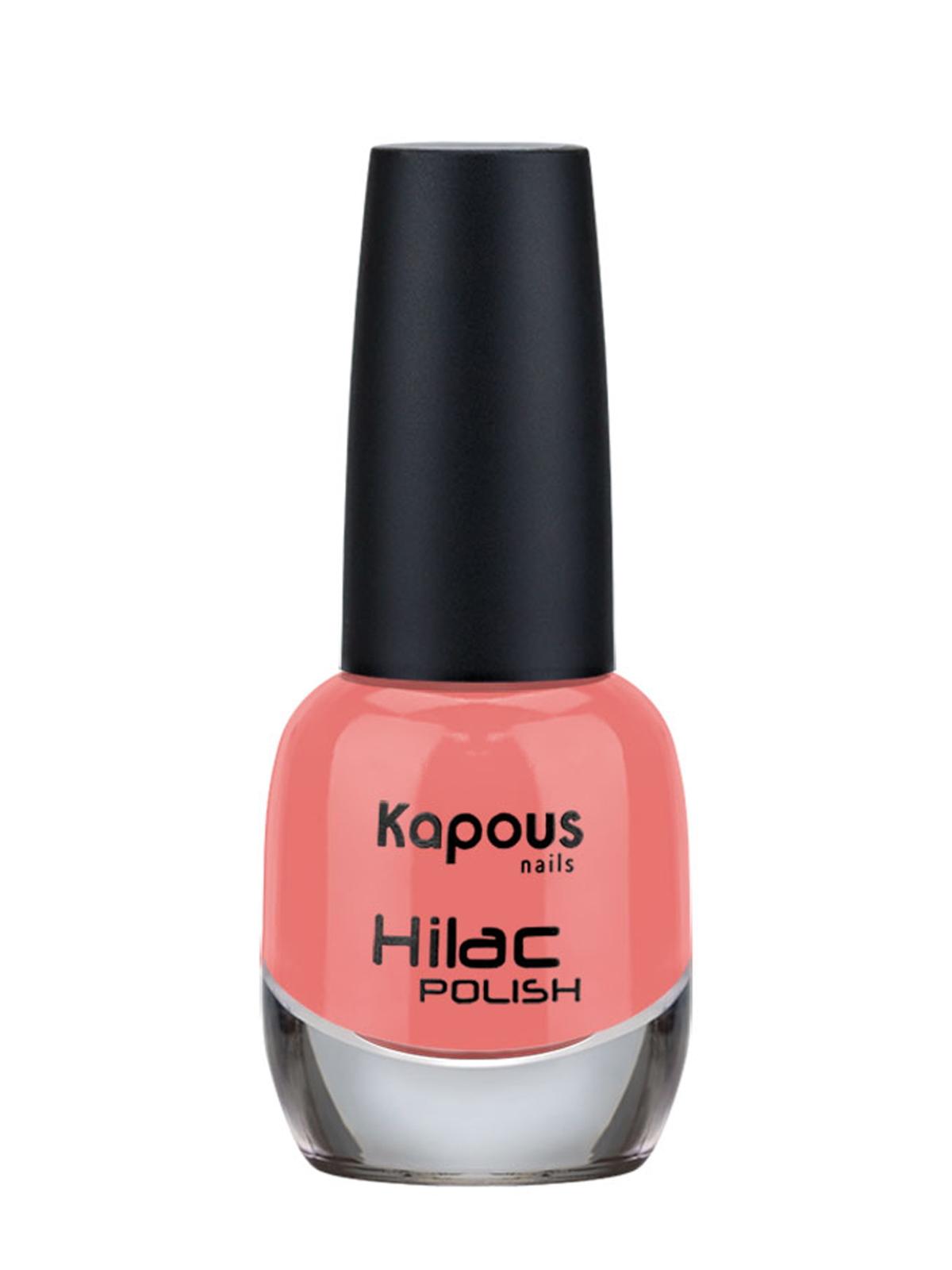 Купить Лак HI-LAC для ногтей KAPOUS PROFESSIONAL 2154 non stop 12 мл