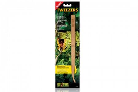 Пинцет для кормления рептилий Exo Terra, бамбуковый,