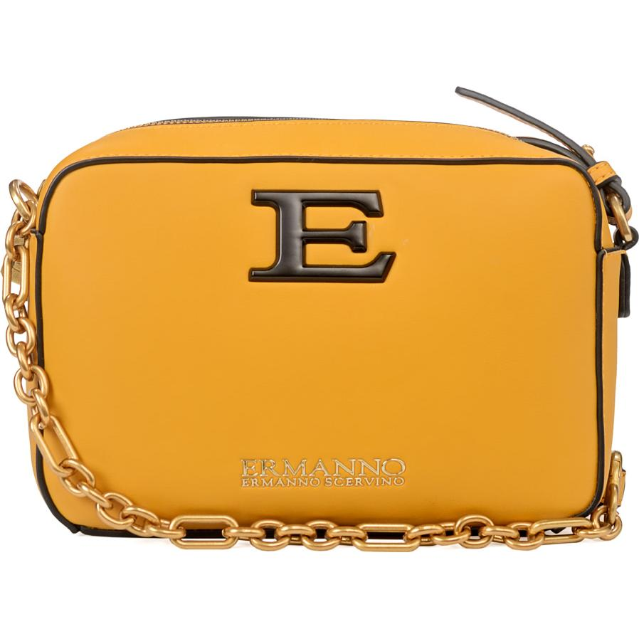 Сумка-клатч женская Ermanno Scervino ESC12401053 yellow Irma