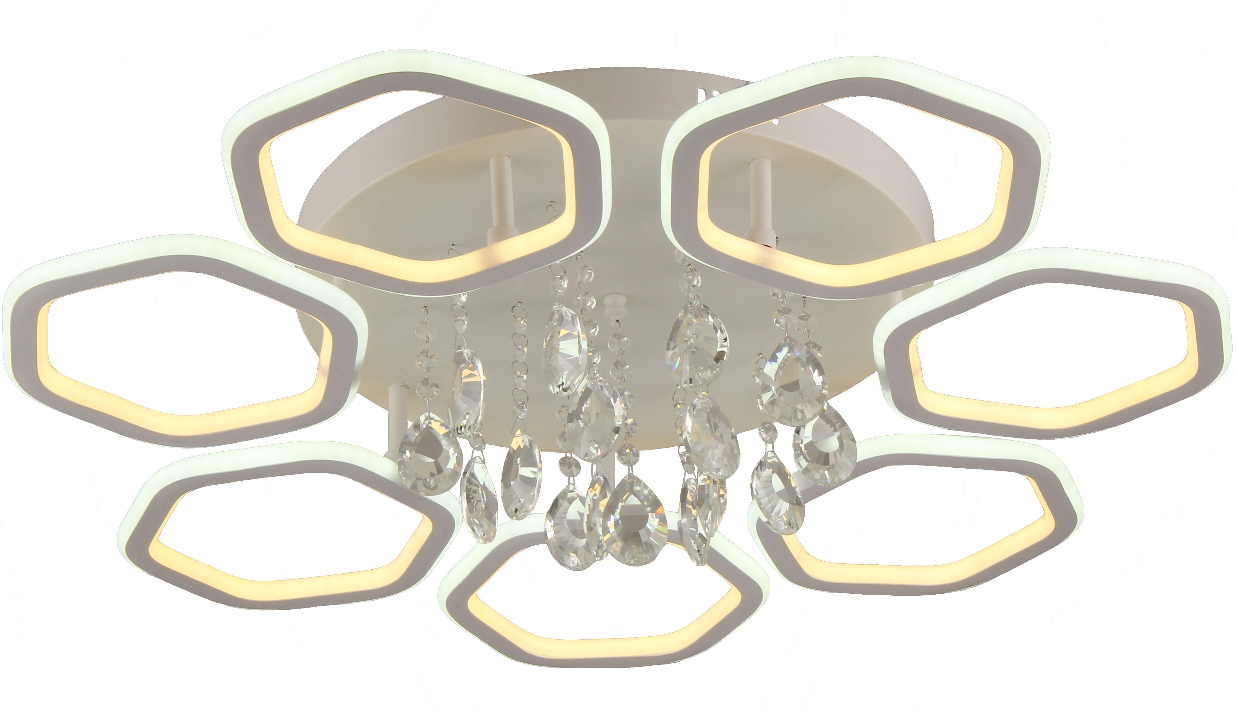 Светильник потолочный BORTEN YT080/7 LED, YT080/7