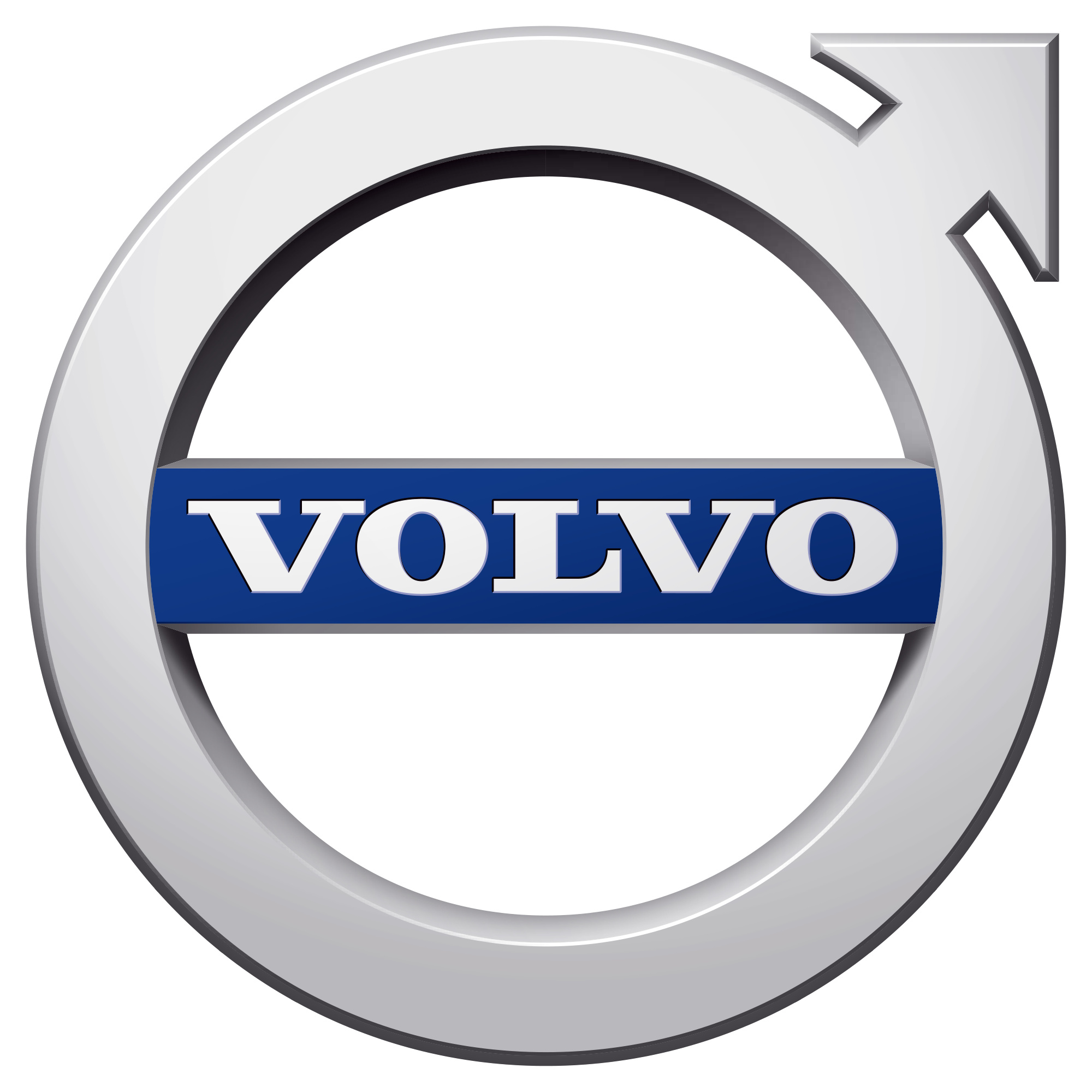 Колпак ступицы колеса VOLVO с эмблемой