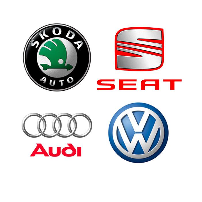 Колпак ступицы колеса VAG с эмблемой Volkswagen