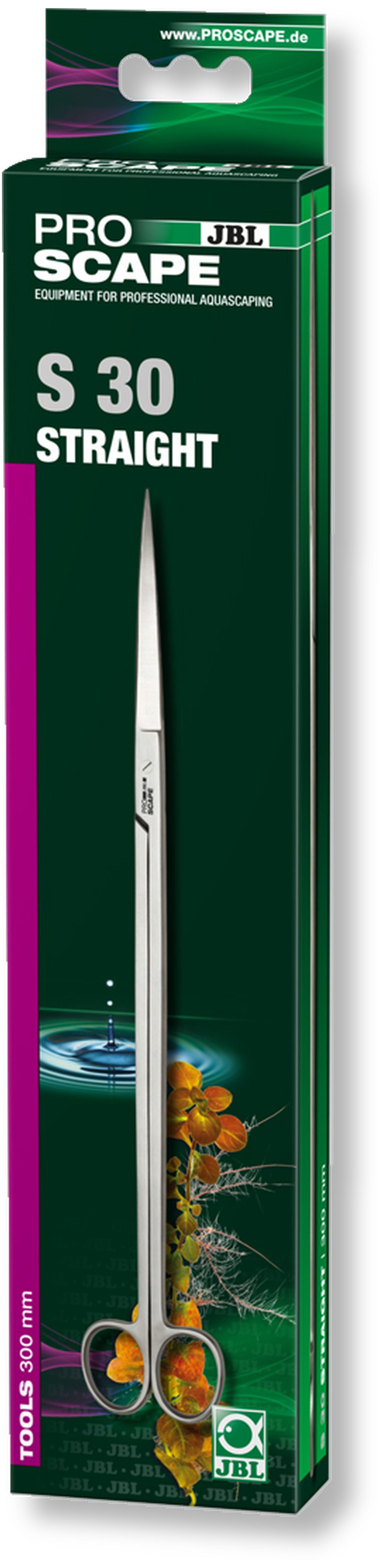 Ножницы JBL ProScape Tool S straight прямые