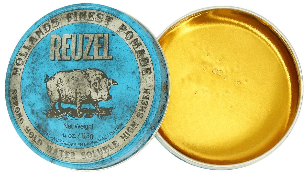 Средство для укладки волос Reuzel Blue Strong
