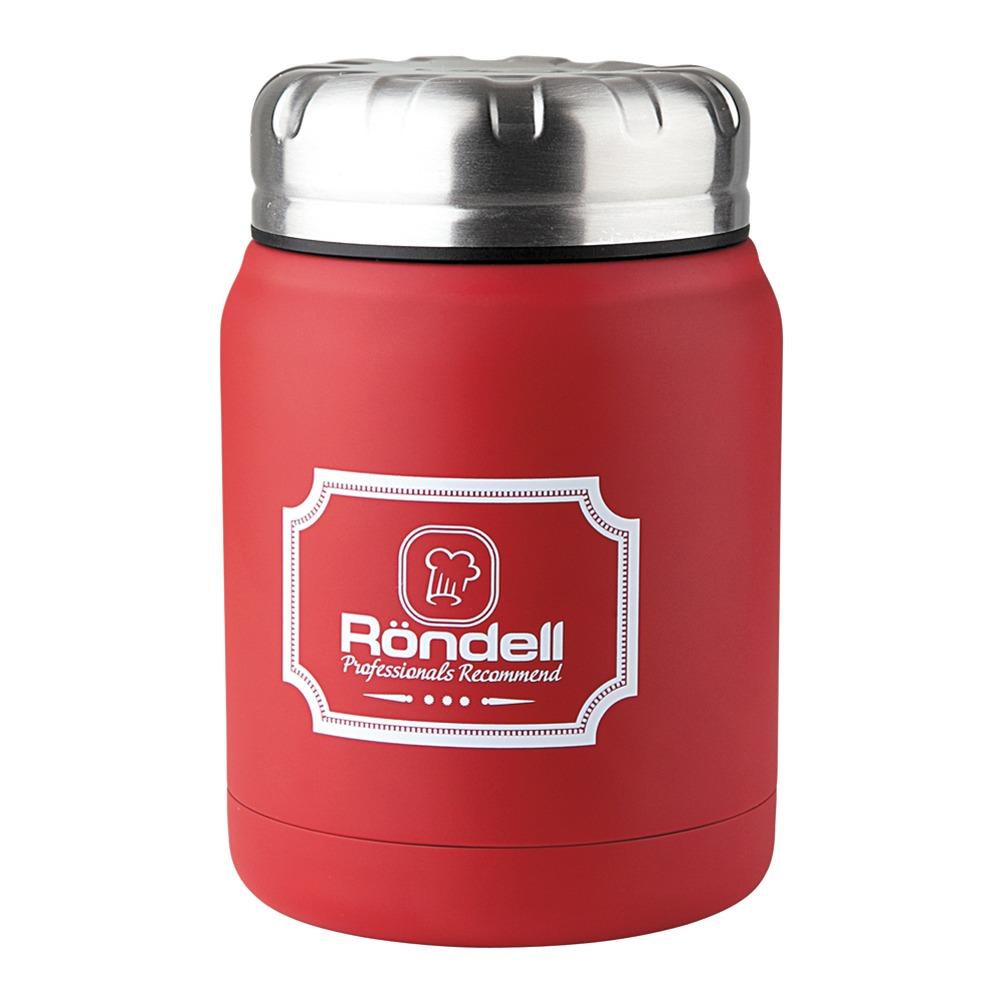 Термос Röndell Picnic 0,5 л красный от Rondell